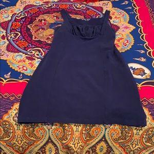Navy blue Victoria Secret Bra Top Mini dress